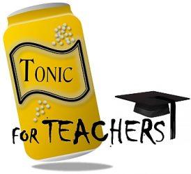 Tonic for Teachers